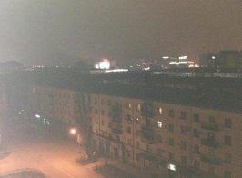 В центре Грозного идет перестрелка
