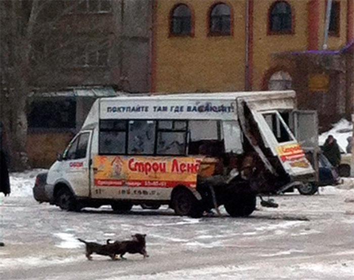 маршрутка луганск