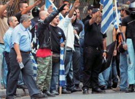 Неофашисты в Петербурге оказались друзьями России и сторонниками Путина