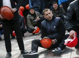 Протесты шахтеров в Киеве. Другая правда
