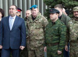 Годовщина захвата луганского СБУ. Откровения милиционера (фото, видео)