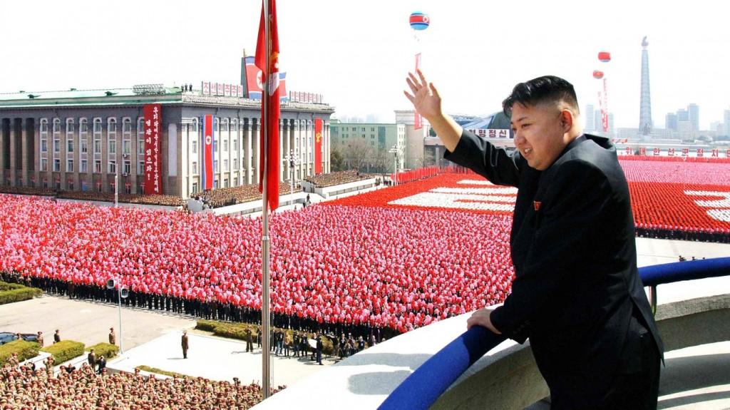 северная-корея