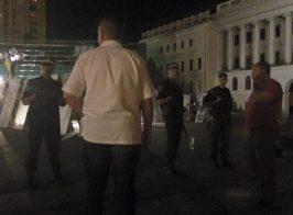 Разгон «Майдана 3.0». Другая правда