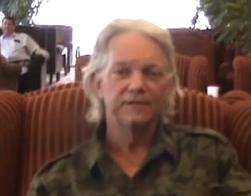 Новый герой Новороссии американец «Техас»