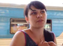 Начало ЛНР. Глава IV. Первые беженцы из Луганска