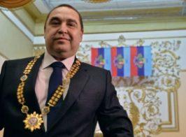 Плотницкий о главном отличии ЛНР от партии регионов: «Мы русские!»