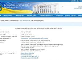 В Верховной Раде зарегистрирован законопроект о легализации проституции