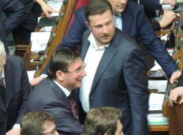 Лидер «БПП» Луценко курировал кнопкодавство Яценка во время голосования за бюджет 2016