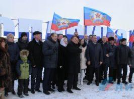 «Мэр» Луганска Пилавов отмывает «республиканские» деньги на российских памятниках