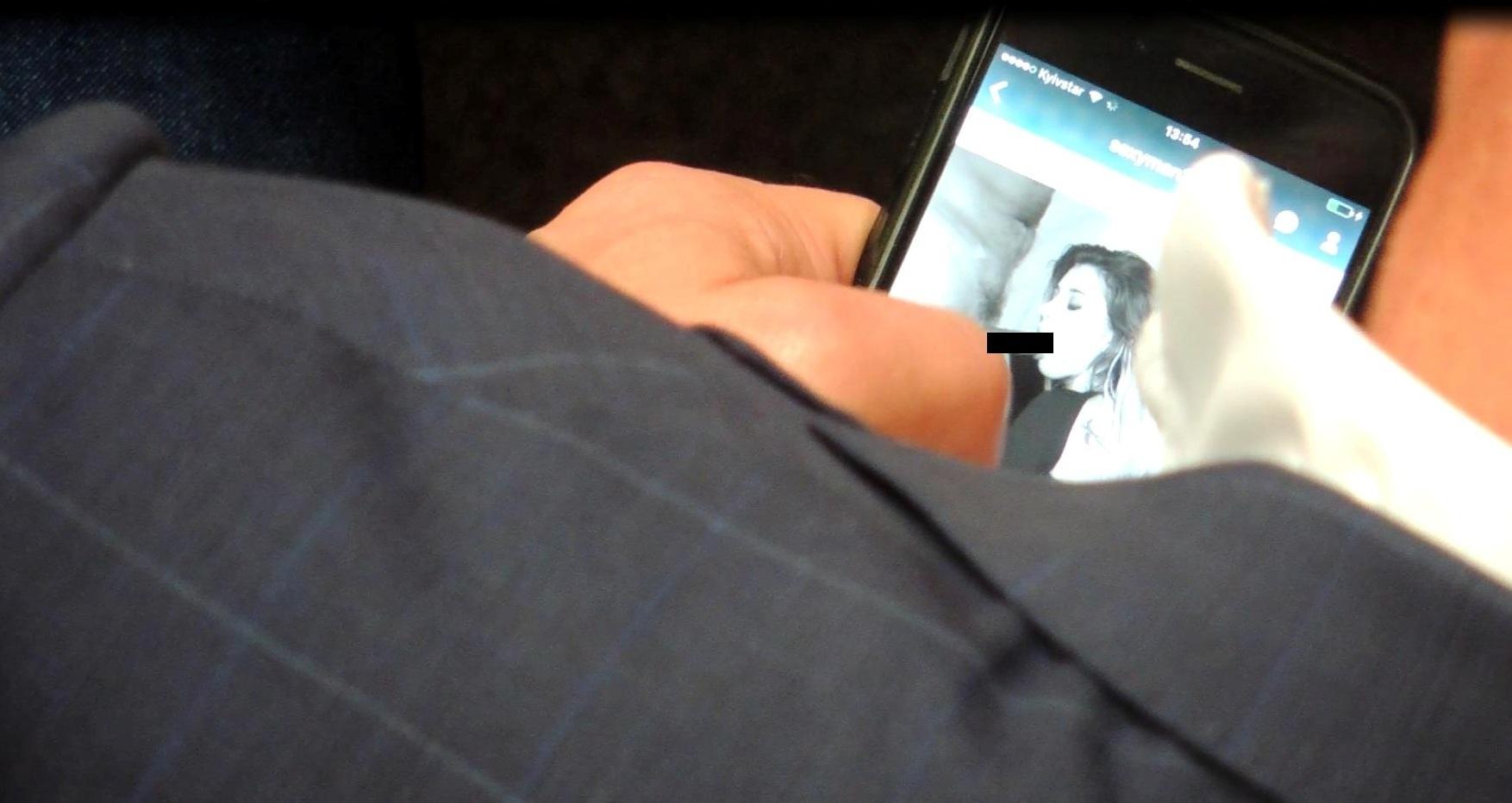 Нардеп Константиновский смотрит порнографию во время заседания в Верховной Раде