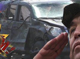 Что получил Плотницкий подорвав свою машину