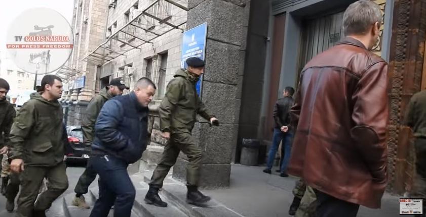 Задержанный на взятке директор госпредприятия«Конярство» Денис Птушко уже вернулся на работу