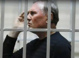 Ефремов в суде проговорился о своих VIP условиях содержания в СИЗО