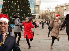 Феерия отменяется. Плотницкий поймал на новогоднем воровстве «мэра» Луганска Пилавова. Видео