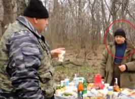 «Мер-язычник» из Луганска на Рождество принес в жертву кабана ?