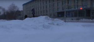 Сугробы вместо жилья. — Печальные реалии освобожденного от ЛНР Северодонецка