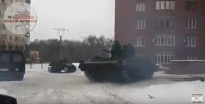 «ДНР» начали эвакуацию населения из Киевского район. Готовится масштабная провокация. Видео