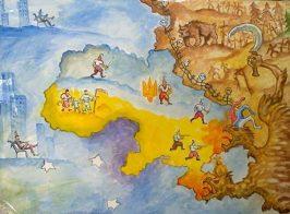 Опрос : поддержат ли украинцы вступление в НАТО и начало освободительной борьбы?