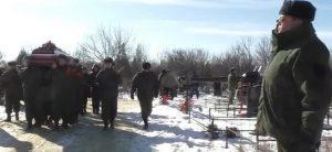 Российский священник отправляет ЛНРовцев на убой. Один уже поехал на кладбище