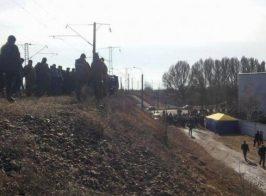 «Убирайтесь из города путинские подстилки!» — жители Конотопа депутатам Соболеву и Семенченко