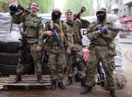 Боевики «ДНР» покалечили своего пьяного российского куратора