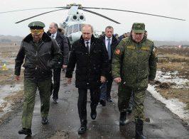 В сети появилось видео подготовки «секретного» батальона Путина