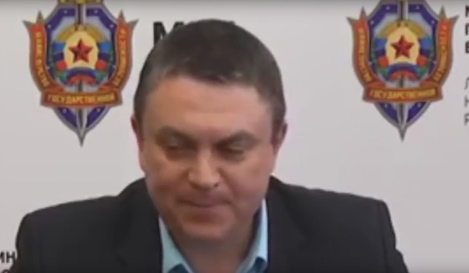Новый глава «ЛНР» насмехается над смертью своих соратников