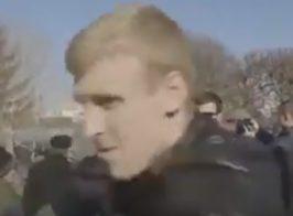 Журналист из Москвы получил в челюсть на Урале