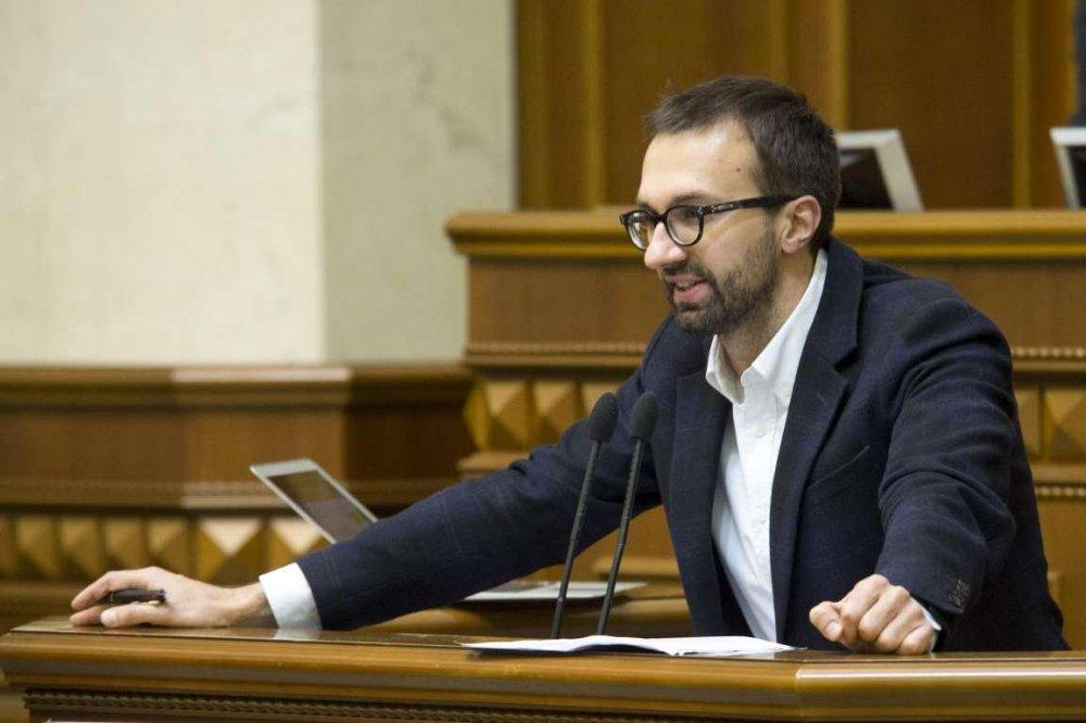 Нардеп Сергей Лещенко может стать врагом сразу двух государств?
