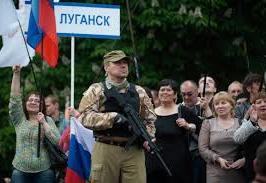 Пессимистичный сепаратизм среди луганчан.