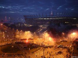 Марш независимости в Польше завершился массовыми беспорядками