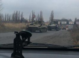 Сепаратисты меняют тактику и получают новое вооружение