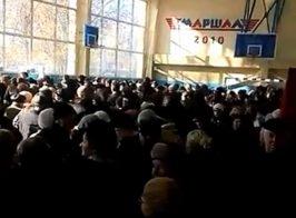 Ажиотаж на выборах в ЛНР