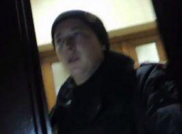 Разъярённых луганчан не пропустили на суд к Ефремову (Видео)