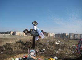 В ЛНР на месте огородов появляются кладбища