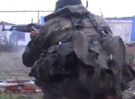 Боевики выложили в интернет видео утренней перестрелки в Широкино