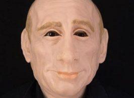 Мальчик в костюме Путина