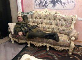 Как провел время на Донбассе «ополченец» из Свердловской области (фото)