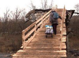 Жители Станицы требуют разрушить восстановленный мост