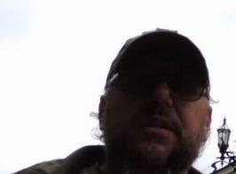 Офицер ВСУ Николай Греков «оборонял» луганскую ОГА от бандеровцев