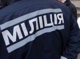 «Пошла вон б.ядь деревенская!» — милиционер прогоняет пенсионерку от здания ВР