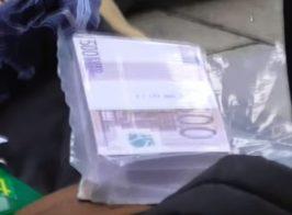 Операция СБУ в Киеве: пачки евро не доехали до Луганска