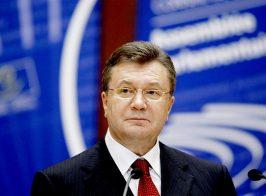 Янукович признал, что отказался подписывать договор с ЕС из за угроз России