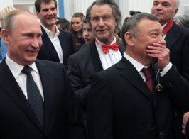 Партнер Путина отказался признавать Законы Украины в принадлежащем ему киевском ТРЦ и уже получил поддержу полиции