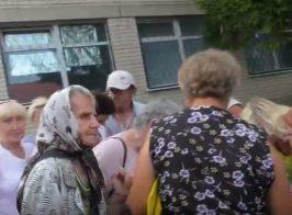 Пенсионные туристы из ЛНР: В Луганске нас власть не устраивает!