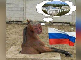 «Троянский Рябоконь». Мэр Пирятина лезет в Раду за российские деньги министра Кутового