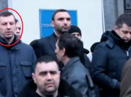 Отцы ЛНР. Нардепы Ефремов и Дунаев согласовывают дату незаконного референдума в Луганске