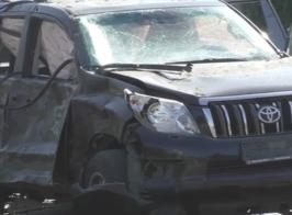 В сети появилось видео с места покушения на «главу ЛНР» Плотницкого