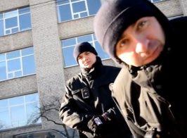 Полиция перекрыла весь Северодонецк к приезду реформатора Авакова
