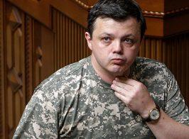 Мразь, ты сгоришь в Аду, — Семенченко — журналисту
